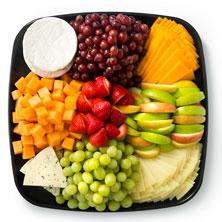 Publix Deli Fresh Fruit & Cheese Platter, Large