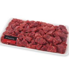 Beef for Stew Publix Premium, USDA Choice Beef3 Lb or More Package