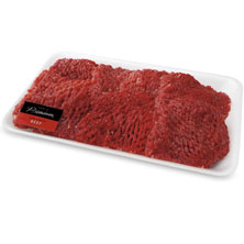 Beef Cubed Steaks Publix Premium, USDA Choice Beef 3 Lb or More Package