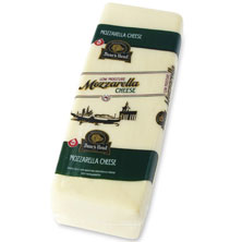 Boar's Head Mozzarella Cheese, Low Moisture