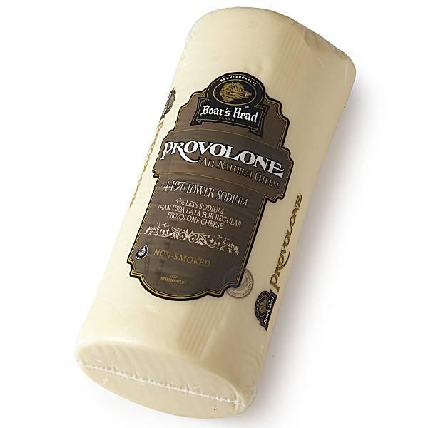 Boar's Head Domestic Provolone Cheese