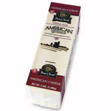 Boar's Head American Cheese, White