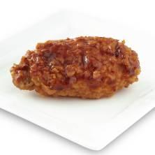 Publix Deli Chicken Wings, 1 Pc Sauced Breaded