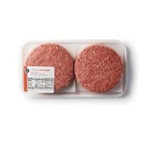 Ground Round Burgers Publix Beef, USDA Inspected