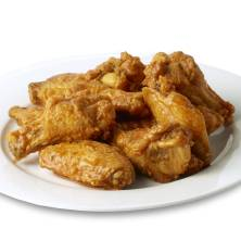 Publix Deli Chicken Wings, 10 Pc Sauced Non Breaded