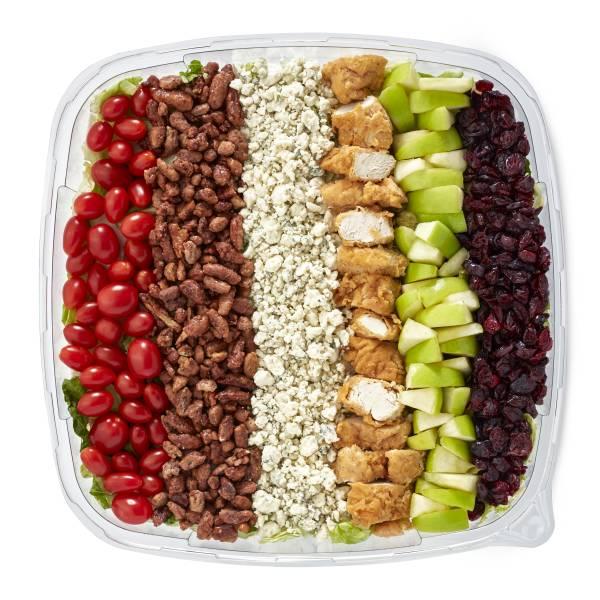 Publix Deli Southern Cobb Salad Platter Medium