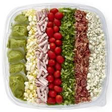 Publix Deli Turkey Cobb Salad Platter Medium