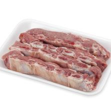 Publix Veal Breast Riblets, USDA Choice, Group Raised