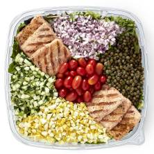 Publix Deli Salmon Salad Platter Medium