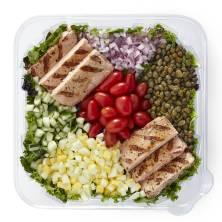 Publix Deli Salmon Salad Platter Small