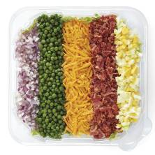 Publix Deli 7 Layer Salad Platter Small