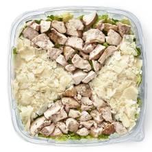 Publix Deli Caesar Salad Platter Medium