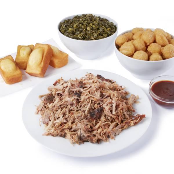 Publix Deli Smoked Pork, Smokehouse Meal for Four