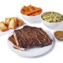 Publix Deli Smoked Rib, Smokehouse Meal for Four