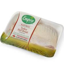 Empire Fresh Turkey Breast Half, Kosher Poultry