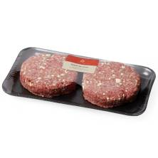 Aprons Gourmet Burger, Blue Cheese, Prepared Fresh In-Store