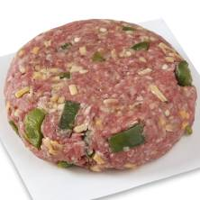 Aprons Gourmet Burger, with Jalapenos, Prepared Fresh In-Store