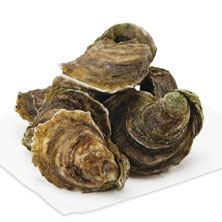 Oysters, Blue Pointe, Live, Wild
