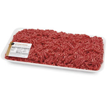 Ground Sirloin Publix Beef, USDA Inspected3 Lb or More Package