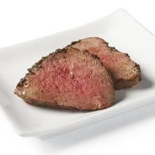 Beef Tenderloin, Crusted Undercooked* 540 Cal/6 Oz