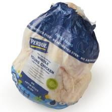 Perdue Chicken Whole Chicken, Grade A, Raised Without Antibiotics