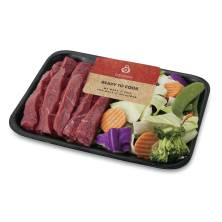 Aprons Top Sirloin Steak, for Stir Frywith Vegetables