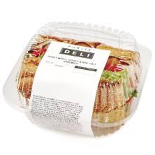 Publix Mpl Turkey & Brie H Grab & Go Artisan Sandwich