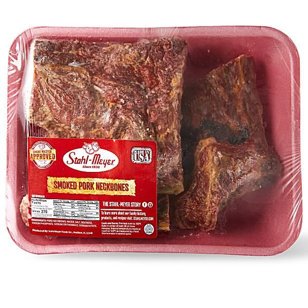 Pork Neck Bones Smoked Publix