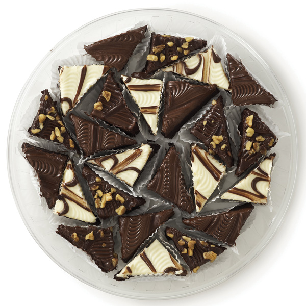 Brownie Platter Medium 24-Count