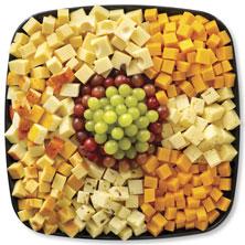 Boar's Head Cheese Taster Platter, Medium
