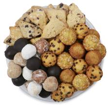 Combo Breakfast Platter Medium 60-Count