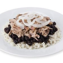 Publix Deli Mojo Pork with Beans and Rice, Dinner - Chilled