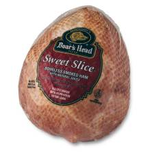 Boar's Head Sweet Slice® Smoked Ham, Bonelessretail Case