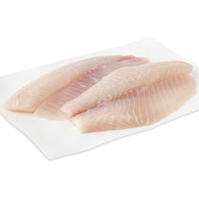 Tilapia Fillets, Fresh, Farmed, Responsibly Sourced