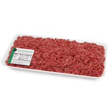Lean Ground Beef Publix Beef, USDA Inspected3 Lb or More Package