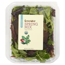 GreenWise Spring Mix, Organic