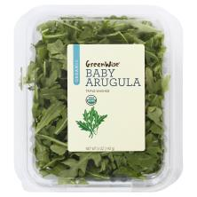 GreenWise Baby Arugula, Organic