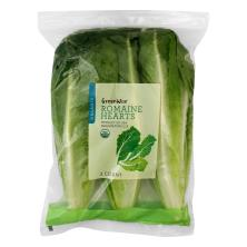 GreenWise Organic Romaine Hearts