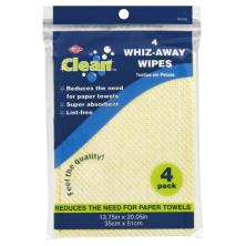 Ritz Clean Wipes, Whiz-Away