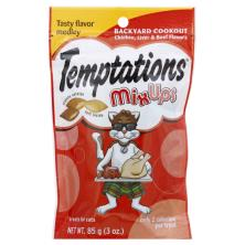 Temptations Mix Ups Treats for Cats, Backyard Cookout