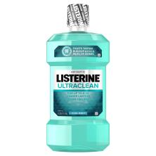 Listerine UltraClean Antiseptic, Cool Mint