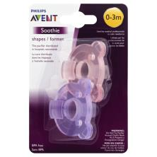 Avent Pacifier, Soothie, 0-3 Months
