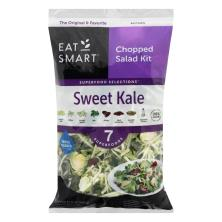 Eat Smart Salad Kit, Vegetable, Sweet Kale