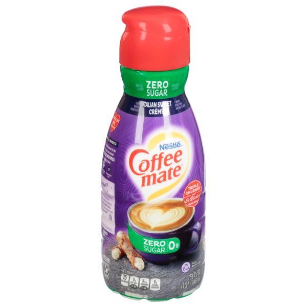 Coffee Mate Coffee Creamer, Sugar Free, Italian Sweet Creme