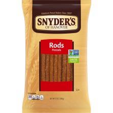 Snyders Pretzels, Rods
