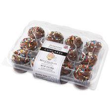 Mini Chocolate Cupcakes 12-Count