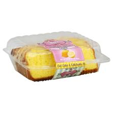 Mrs Wonderfuls Cakes Loaf Cake, Lemon, Sliced