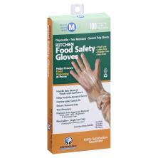 Caring Hands Elegant Fare Gloves, Latex Free, Medium