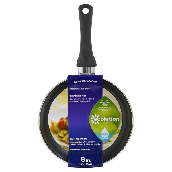 Ecolution Evolve Fry Pan, Non-Stick, 8 Inch
