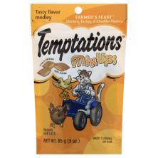 Temptations MixUps Treats for Cats, Farmers Feast